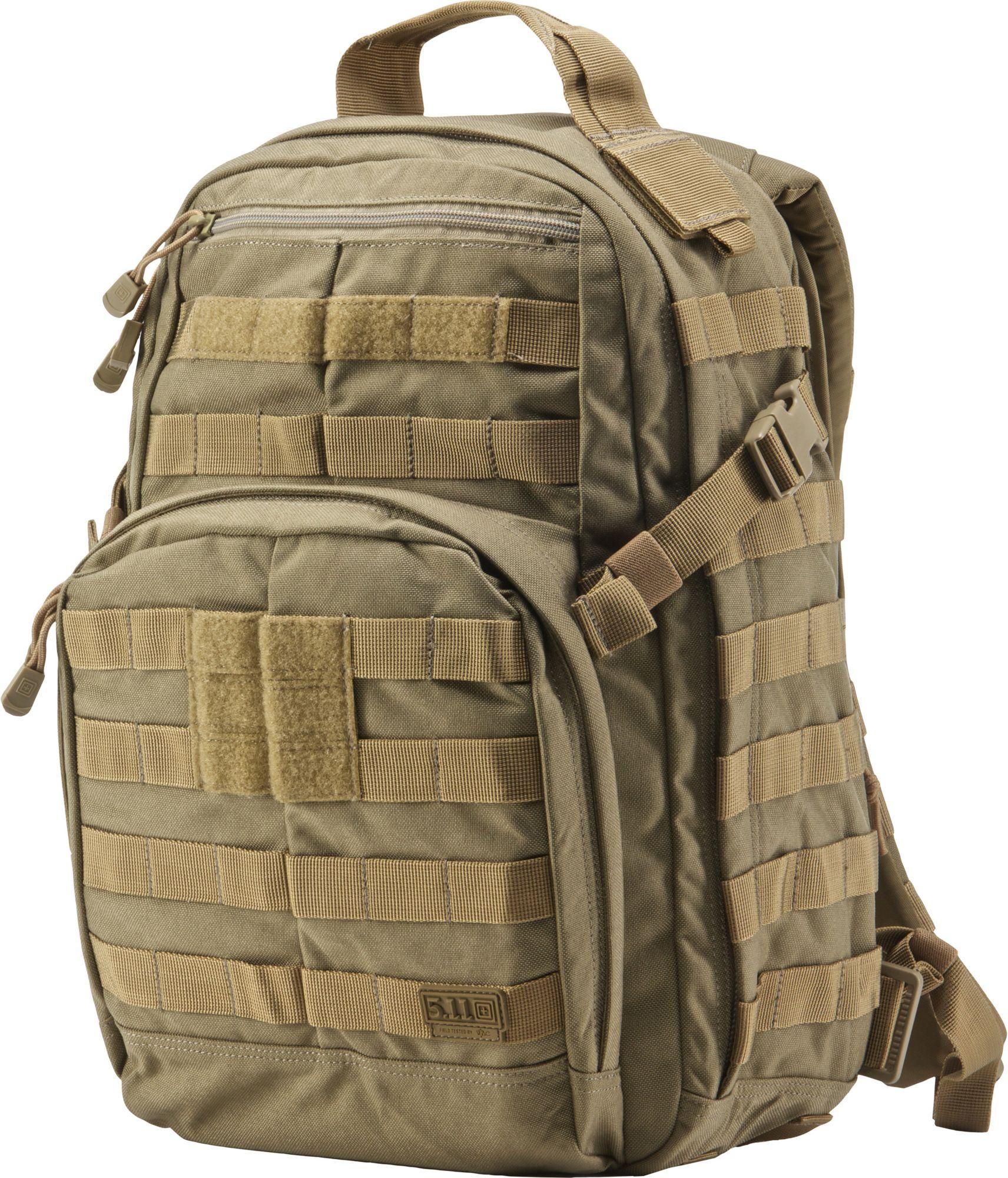 5.11 Tactical Rush 12 Backpack, Tan