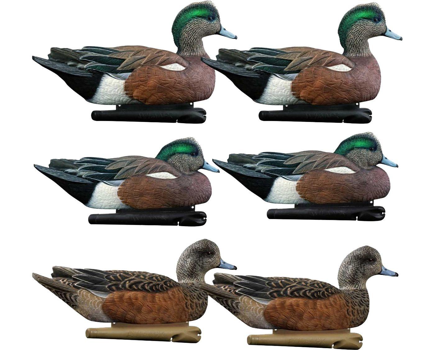 Avian-X Topflight Wigeon Duck Decoy – 6 Pack