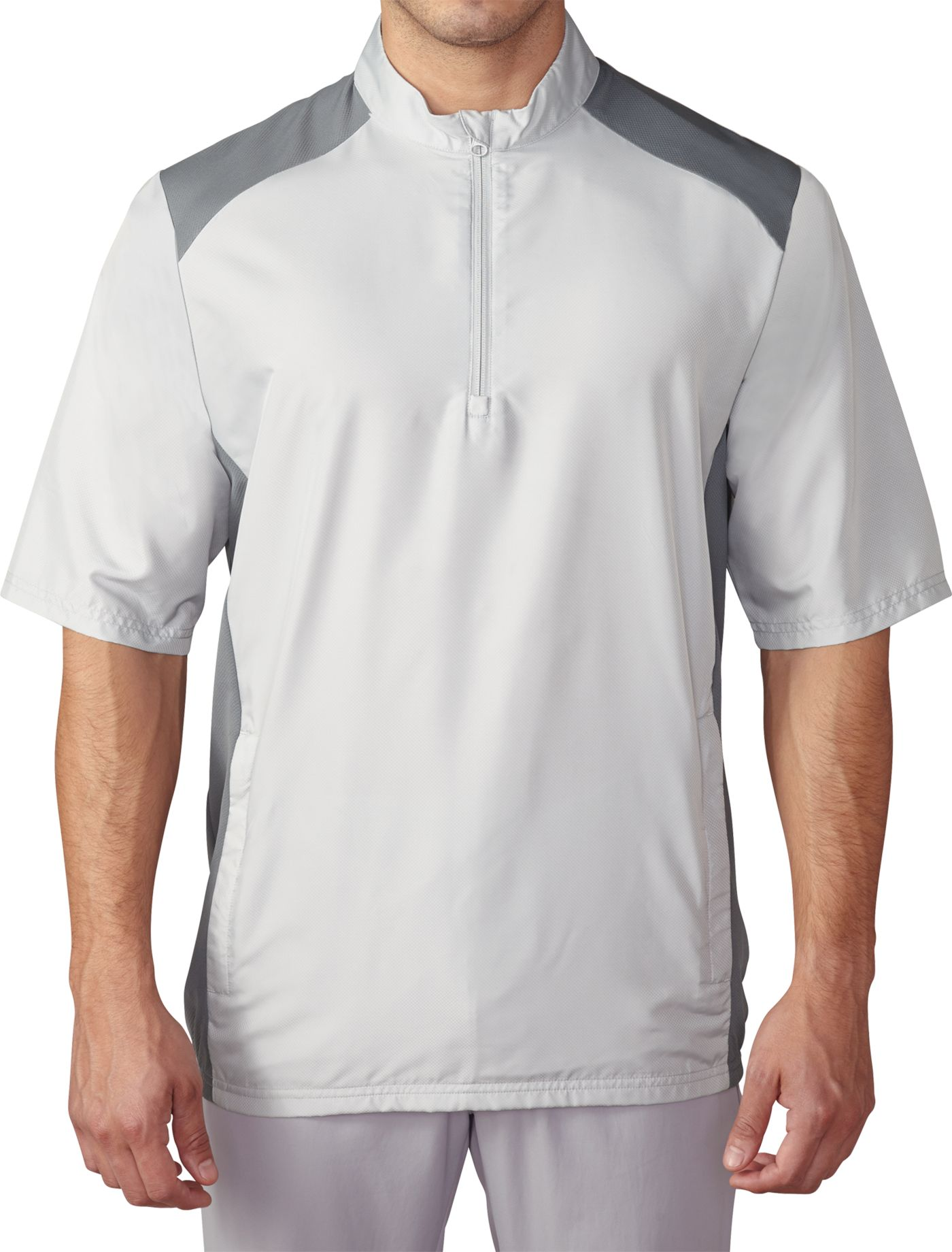 adidas Club Short Sleeve Wind Jacket