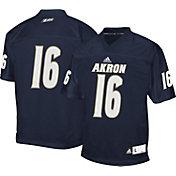 adidas Men's Akron Zips #16 Navy Replica Football Jersey