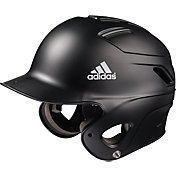adidas OSFM Matte Triple Stripe Batting Helmet