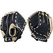 "adidas 9.5"" T-Ball Triple Stripe Series Glove"