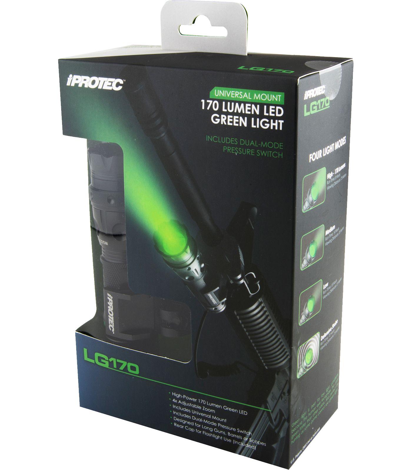 iProtec Universal Firearm Light