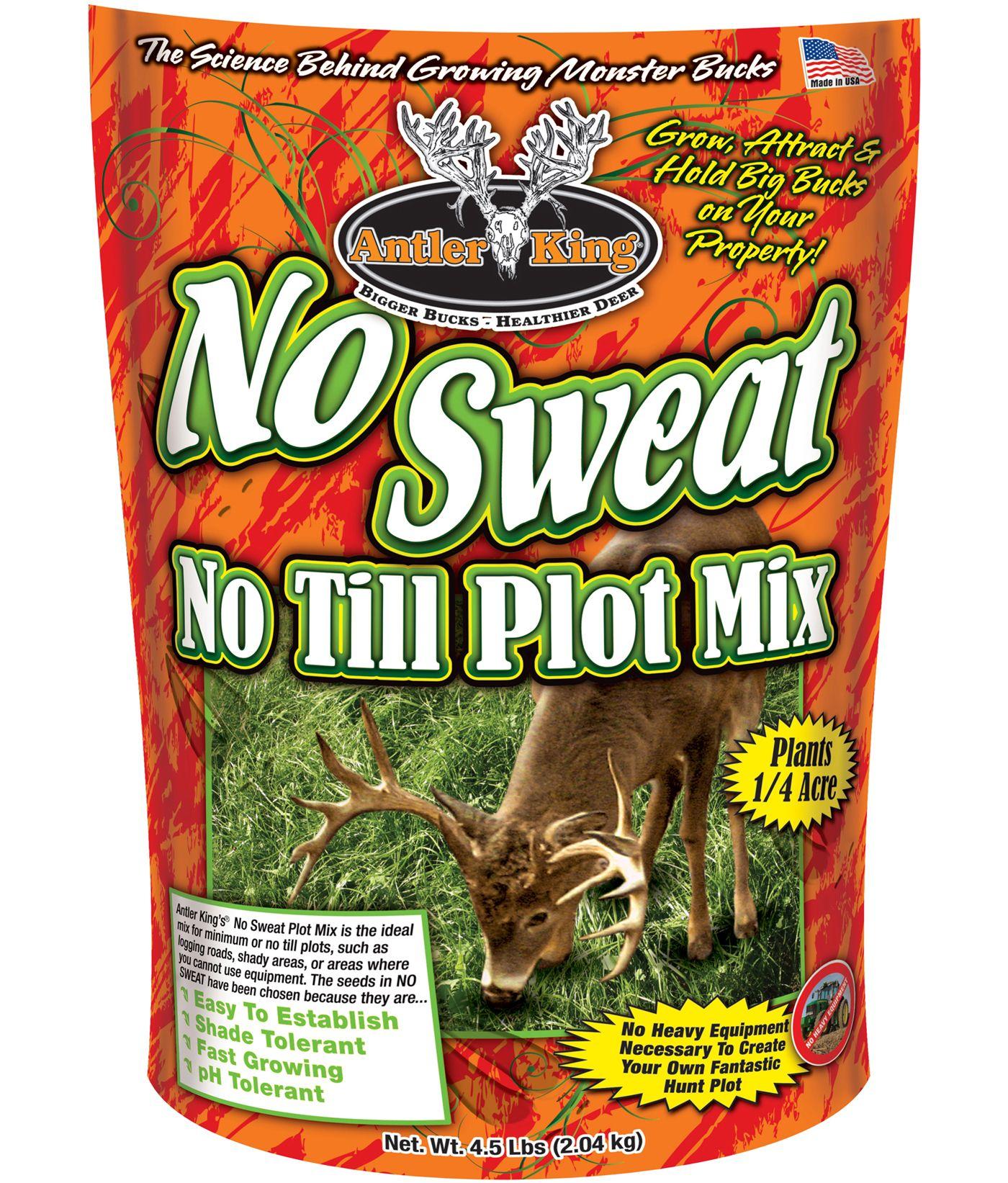 Antler King No Sweat No Till Plot Mix