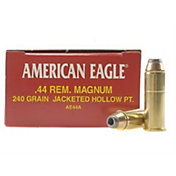 Federal American Eagle Handgun Ammo – 50 Rounds