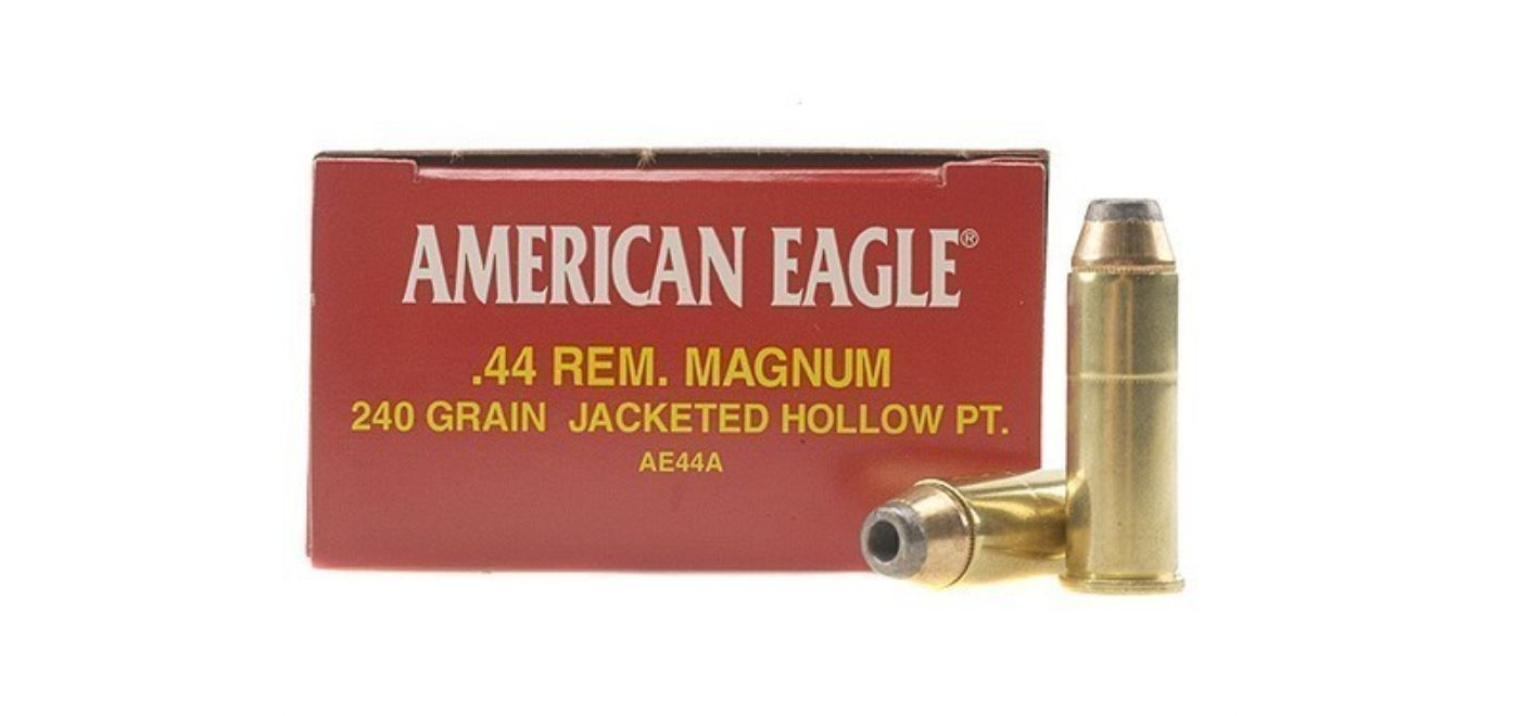 Federal American Eagle Handgun Ammo – 50 Rounds