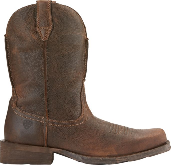 dee75465d85 Ariat Men's Rambler Square Toe Western Boots