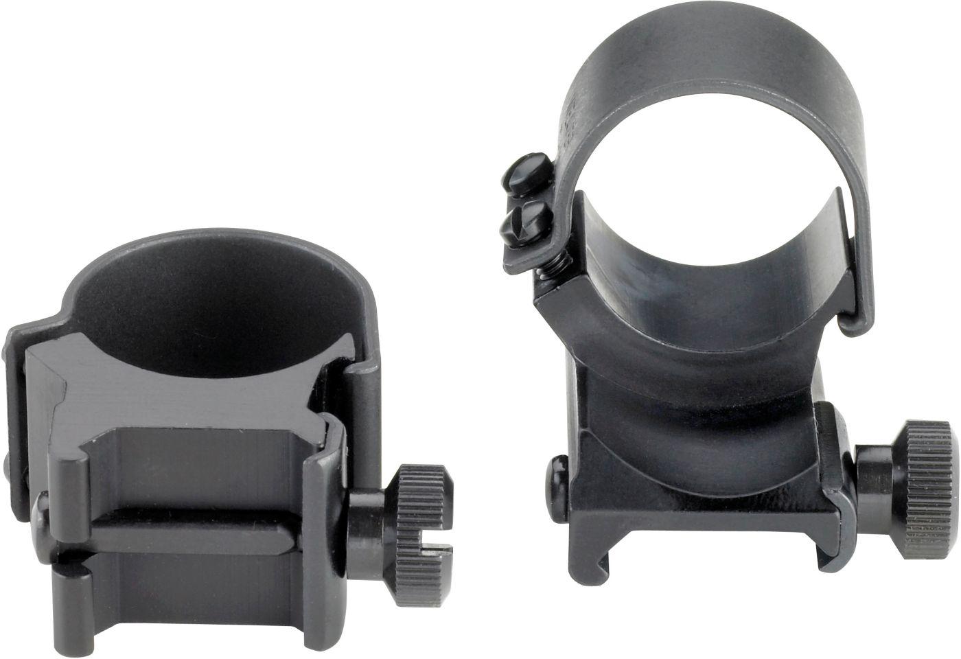 Weaver Dual Detachable Extension 1 Inch Medium Scope Rings