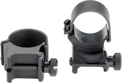 Weaver Dual Detachable Extension 1 Inch Medium Scope Rings