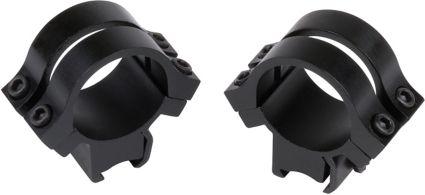 Weaver Quad Lock Detachable 1 Inch Low Scope Rings