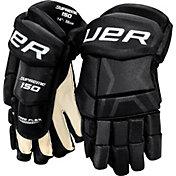 Bauer Junior Supreme 150 Ice Hockey Gloves