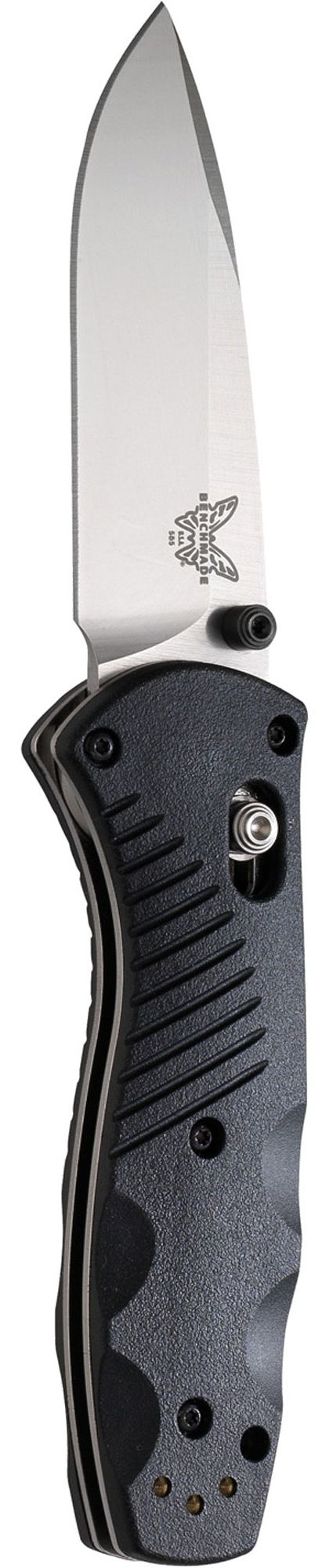 Benchmade Knives 585 Mini-Barrage AXIS-Assist Drop Point Knife
