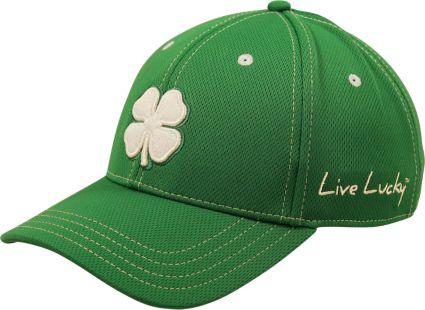 Black Clover Men s Premium Clover Golf Hat. noImageFound 06bf8837f4db