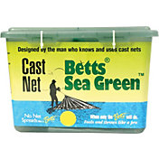 Betts Sea Green Cast Nets