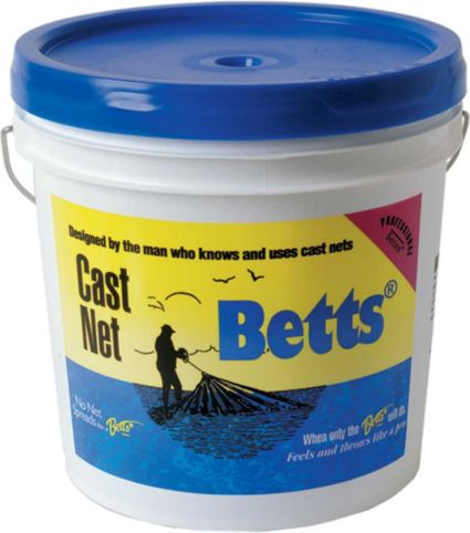 Betts Mullet Cast Net