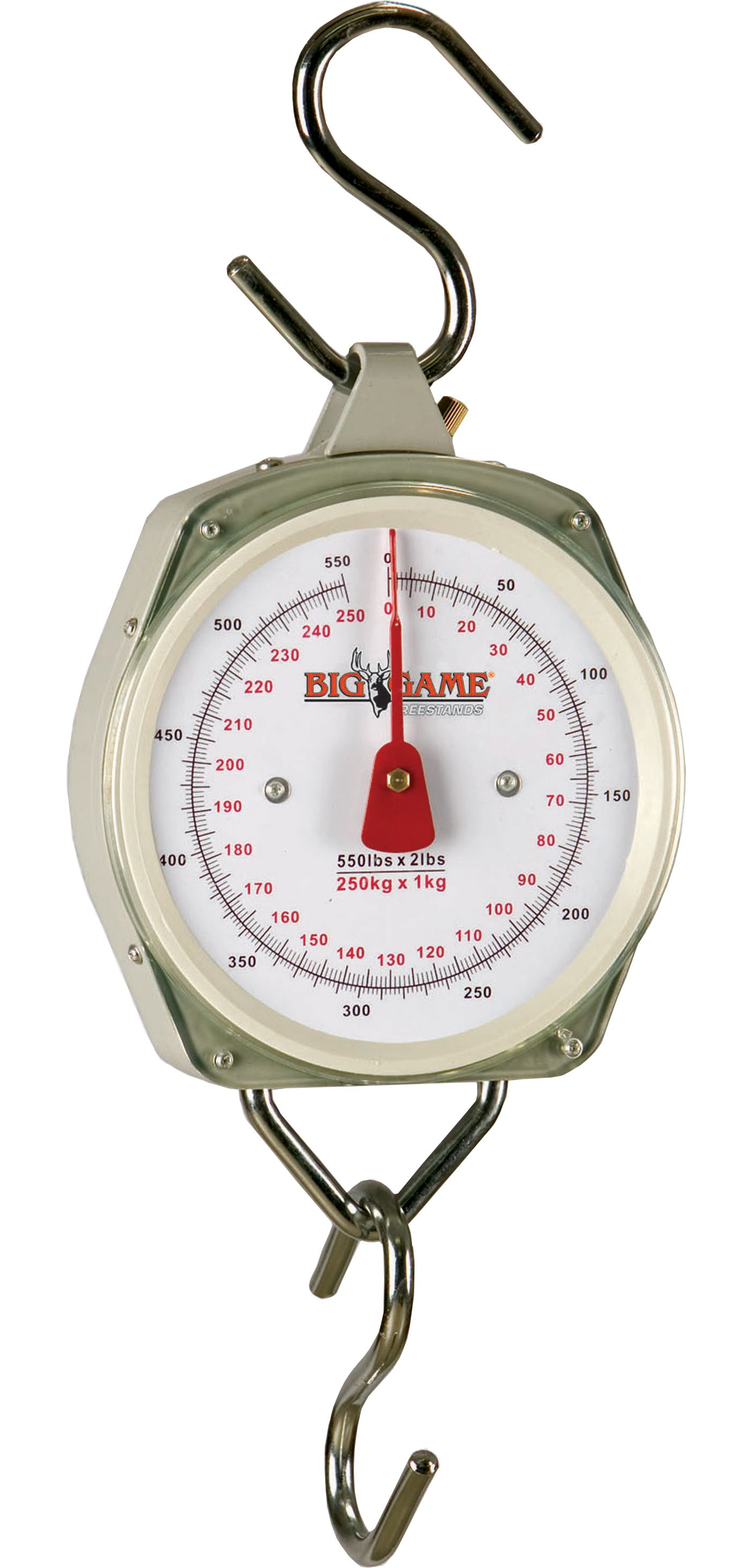 Big Game 550 LB. Dial Game Scale
