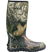 BOGS Men's Classic High Mossy Oak Rubber Hunting Boots