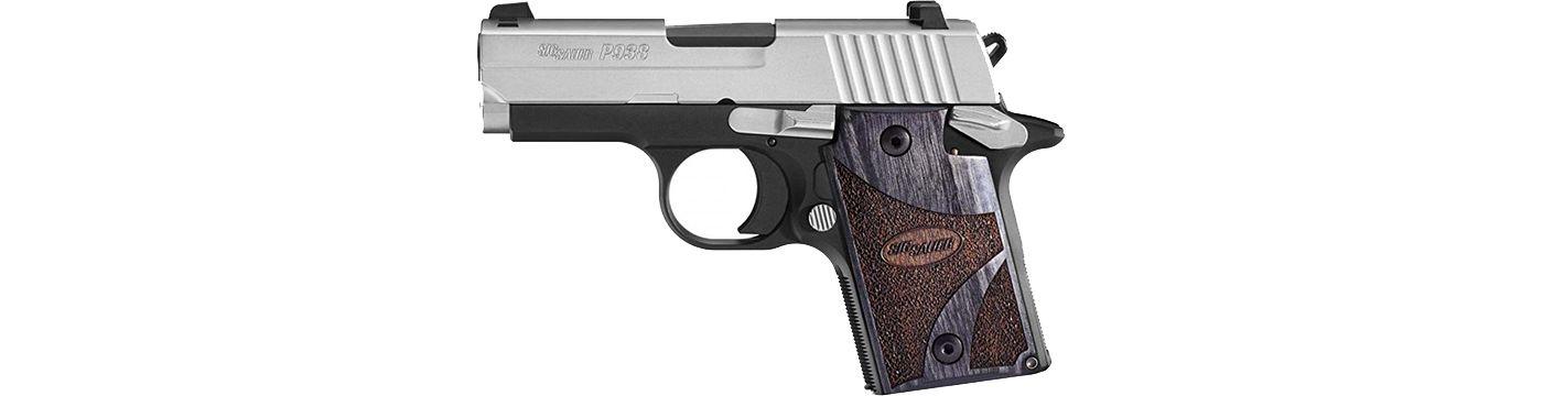 SIG SAUER P938 Blackwood Pistol