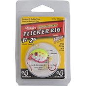 Berkley Flicker Rig with Trilene XT Mono Line