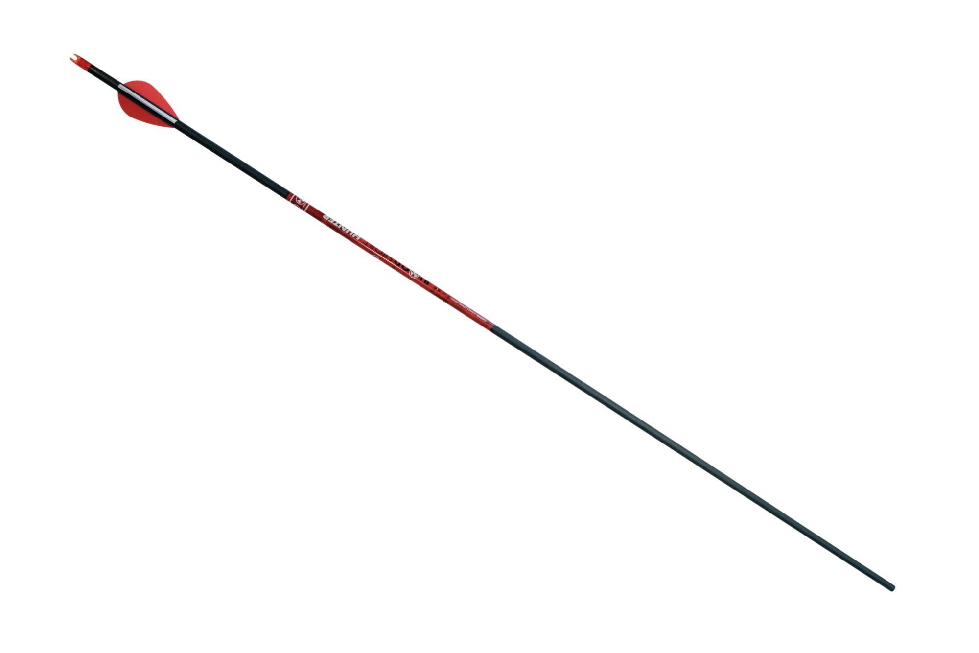 BloodSport Hunter Arrows – 6 Pack, carbon