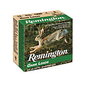 Remington Game Load Shotgun Ammo – 25 Shells