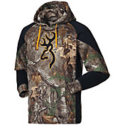 Browning Men's Wasatch Two-Tone Hoodie