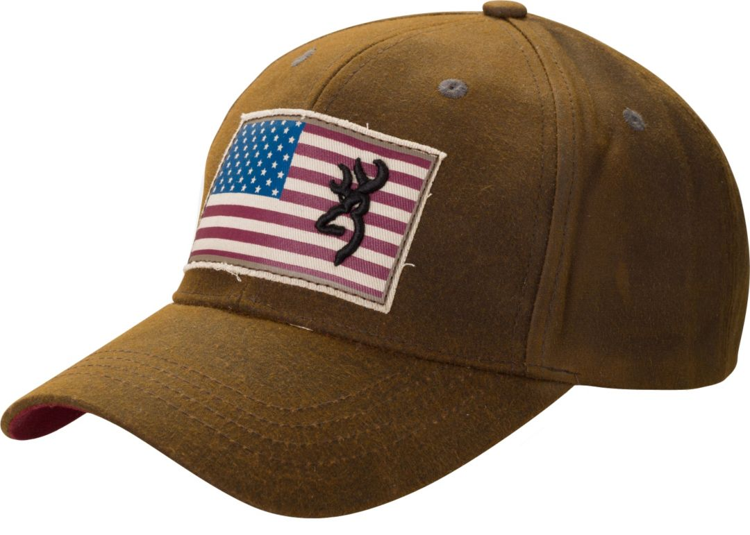 bf729e82f43185 Browning Men's Liberty Wax Hat   Field & Stream