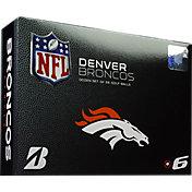 Bridgestone 2015 Denver Broncos e6 Golf Balls