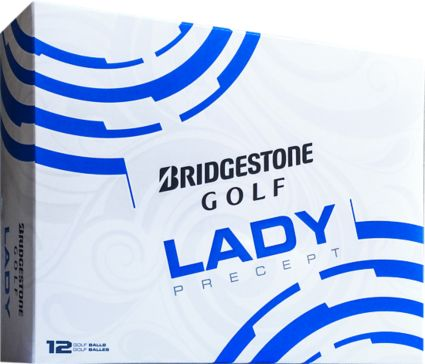 Bridgestone Lady Precept Golf Balls