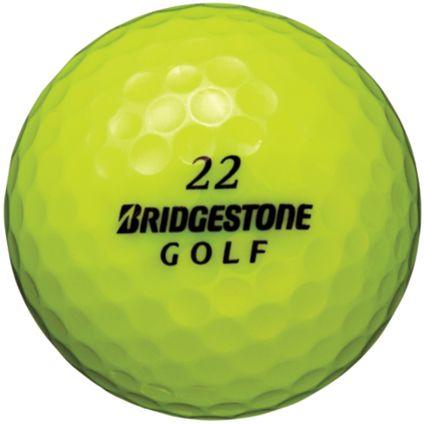 Bridgestone Lady Precept Optic Yellow Golf Balls