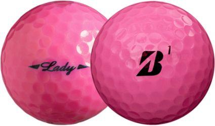 Bridgestone Lady Precept Optic Pink Golf Balls