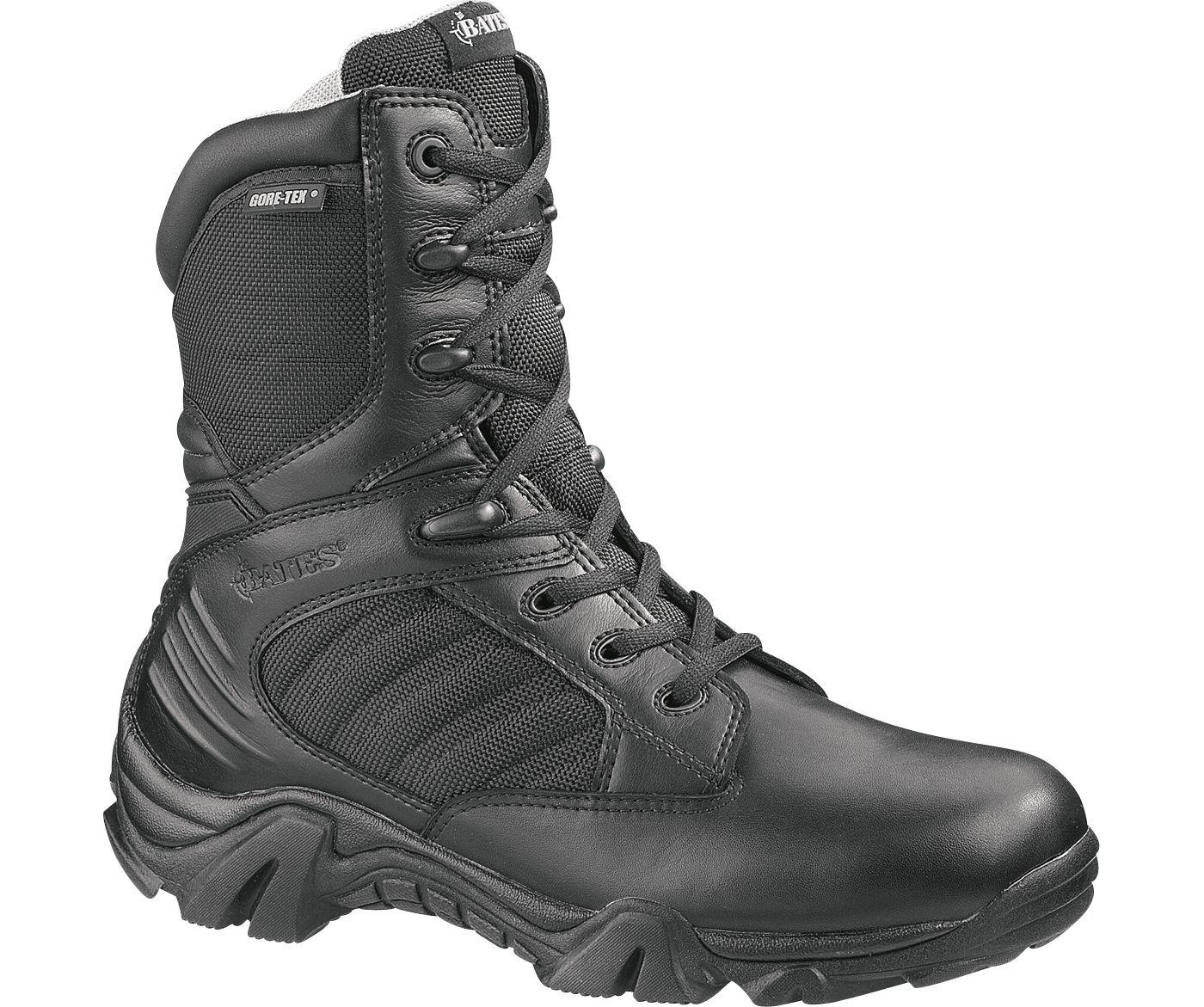 Bates Men's GX-8 8'' GORE-TEX 200g Side Zip Work Boots