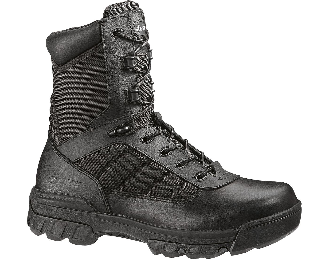 Bates Men's Tactical 8'' Sport Composite Toe Water-Resistant Side Zip Boots