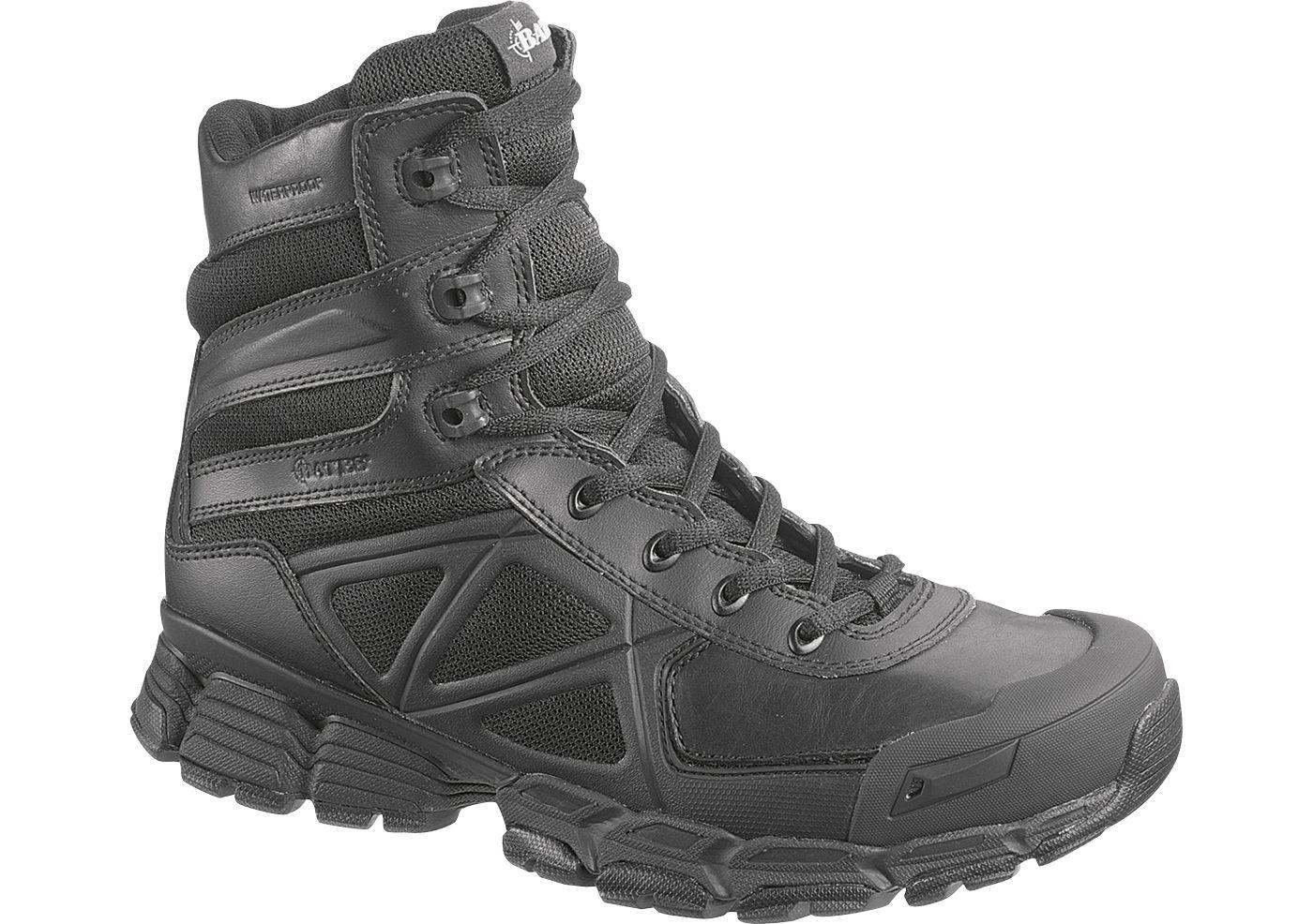 Bates Men's Velocitor Waterproof Side Zip Work Boots