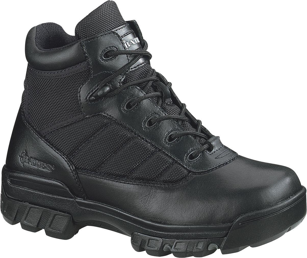 "Bates Women's Tactical 5"" Sport Water-Resistant Boots, Black thumbnail"