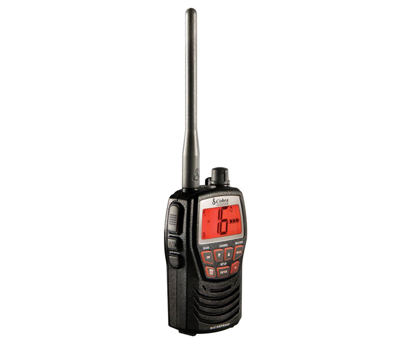 Cobra Marine Compact VHF Radio