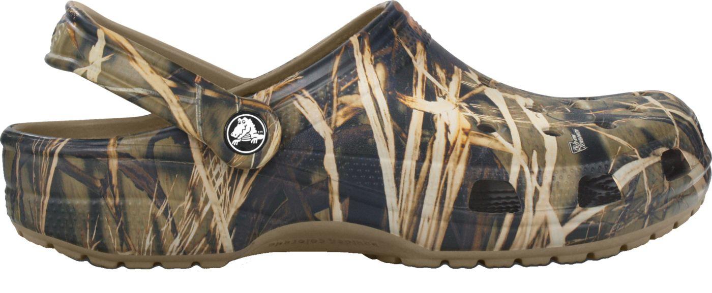 Crocs Adult Classic Realtree Max 4 Clogs