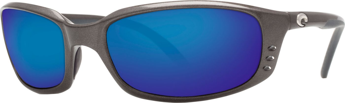 Costa Del Mar Men's Brine 580P Polarized Sunglasses