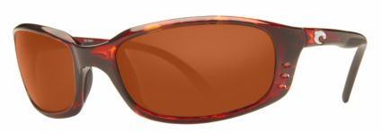 Costa Del Mar Men's Brine 580P Polarized Sunglasses