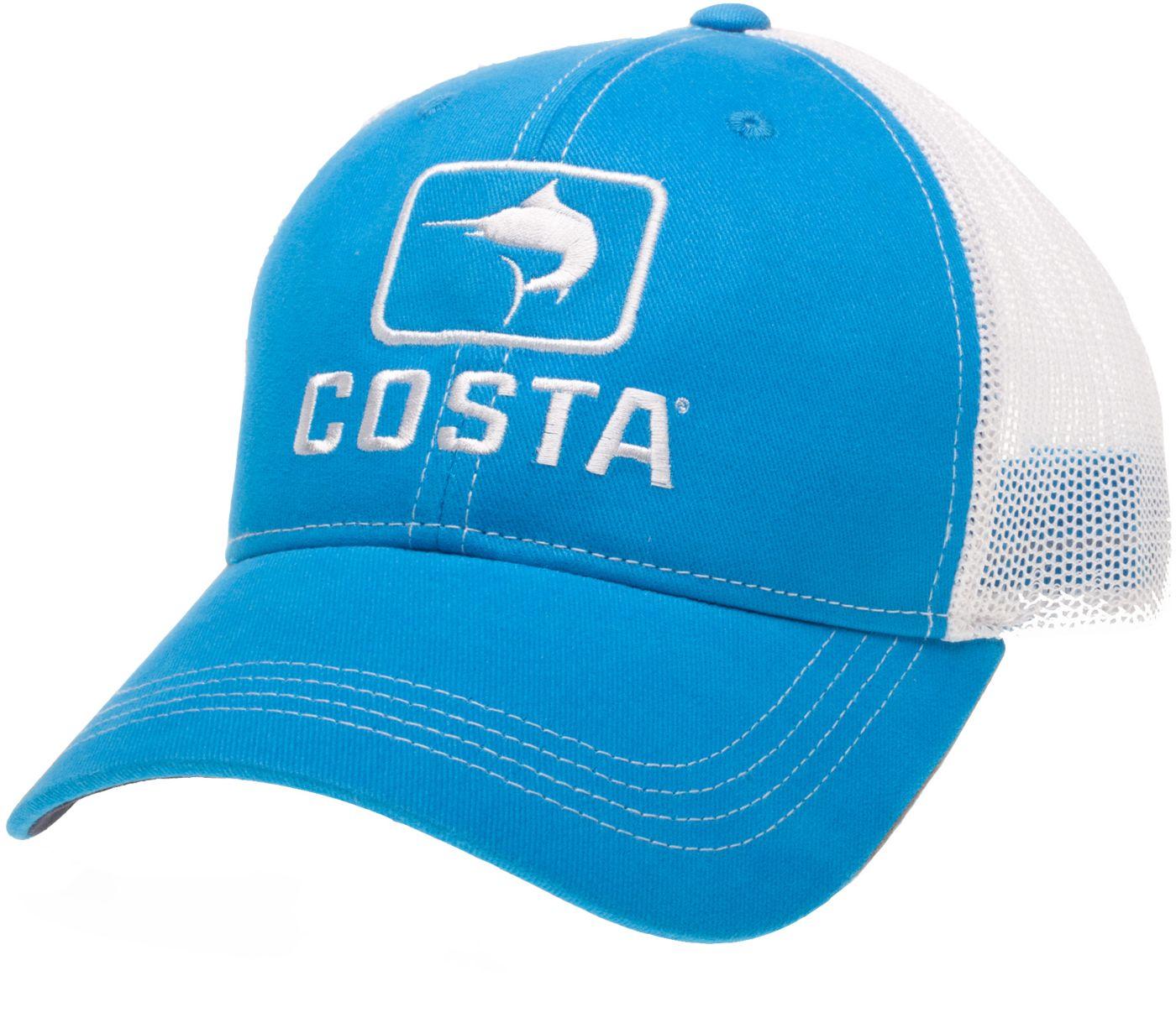 Costa Del Mar Men's Trucker Hat