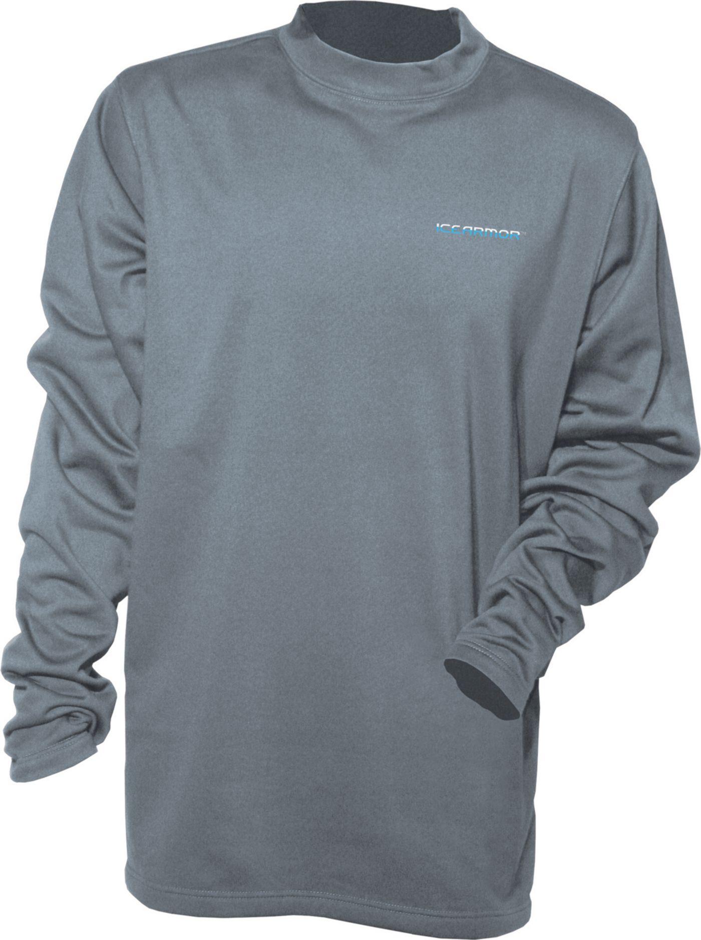 IceArmor Men's Poly Baselayer Shirt