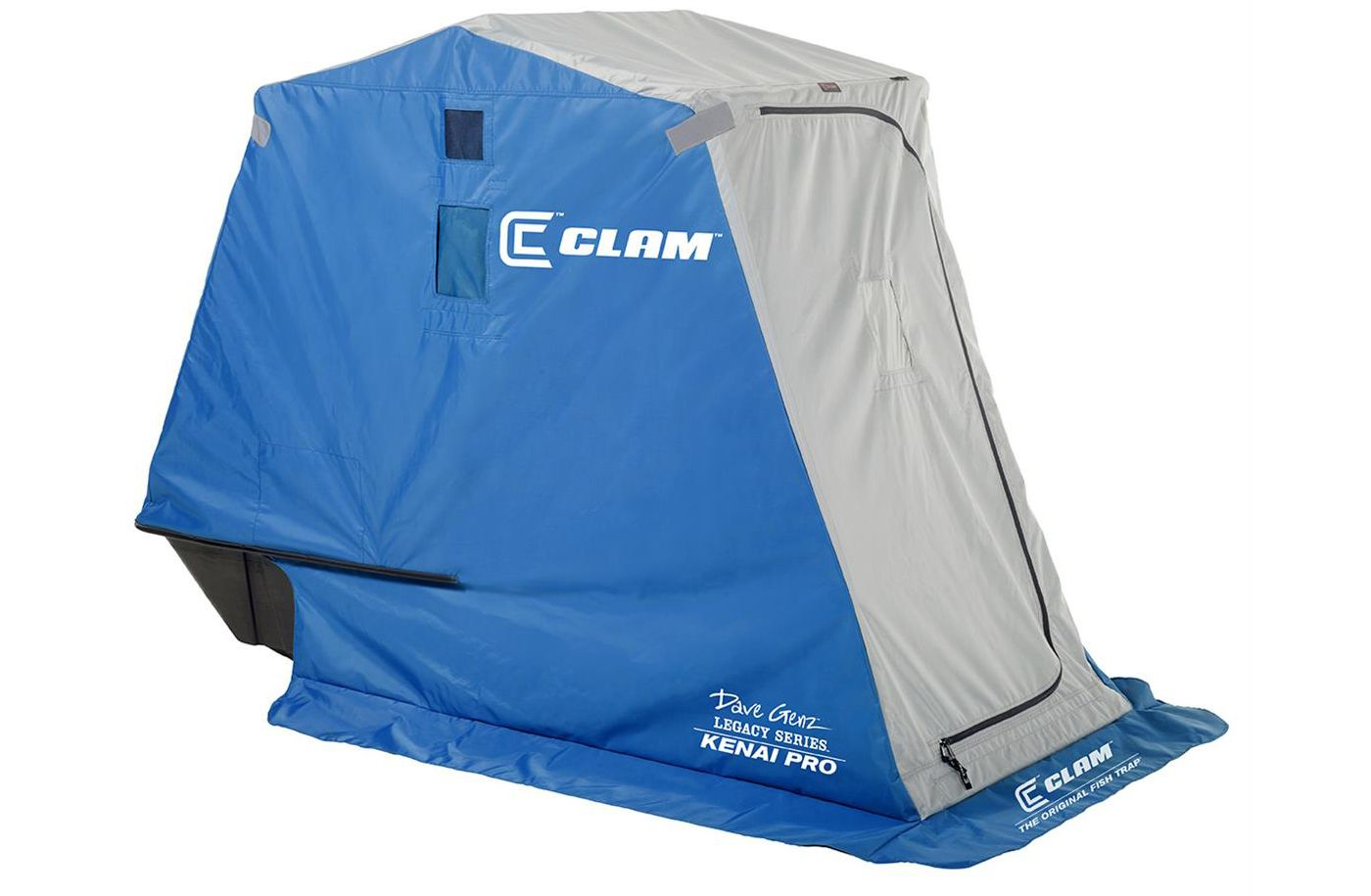Clam Kenai Pro 1-Person Ice Fishing Shelter
