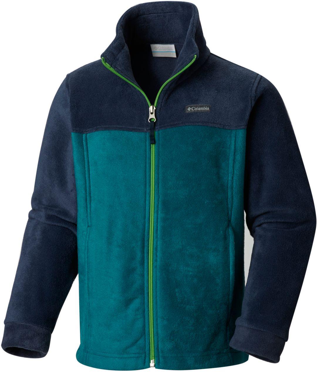 804d780fb Columbia Boys' Steens Mountain Fleece Jacket | DICK'S Sporting Goods