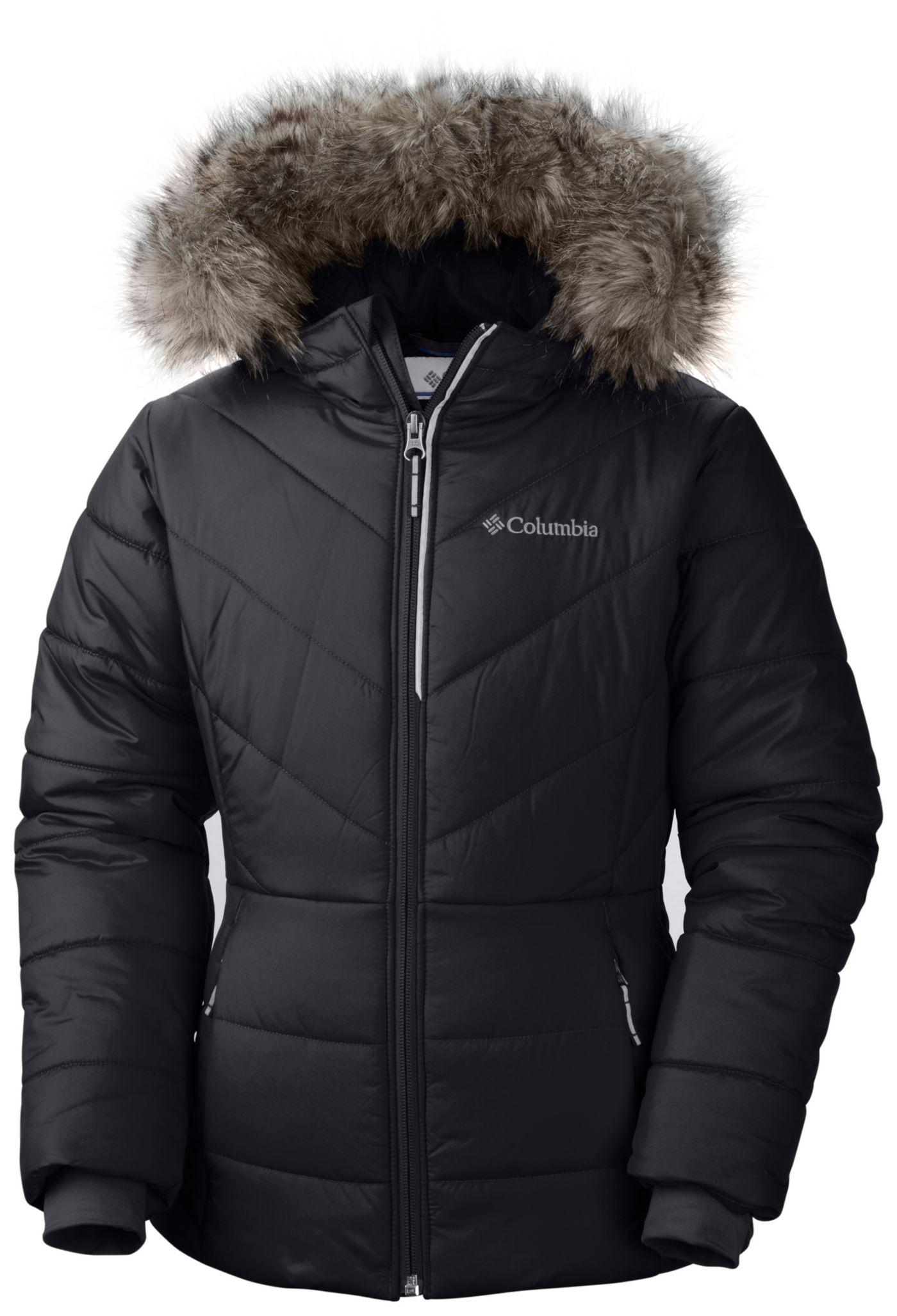 Columbia Girls' Katelyn Crest Insulated Jacket