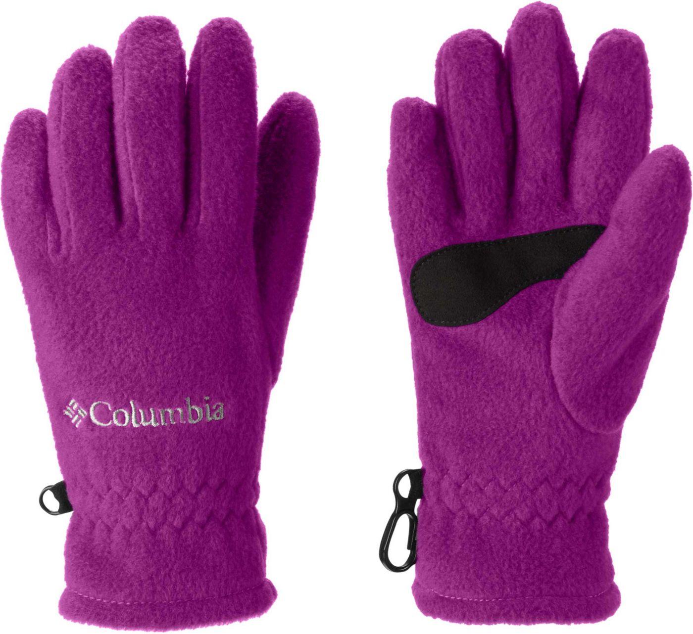 Columbia Girls' Fast Trek Gloves