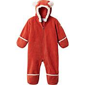 Columbia Infant Tiny Bear II Bunting Fleece onesie