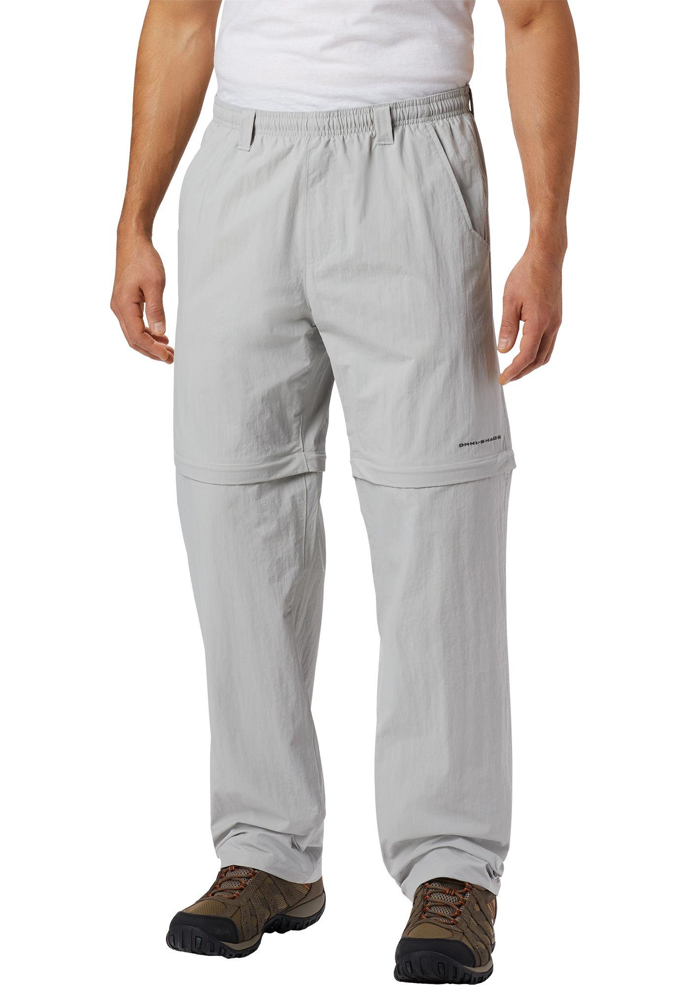 Columbia Men's PFG Backcast Convertible Pants