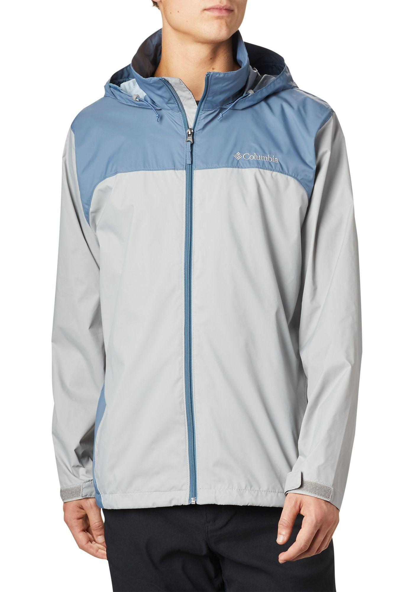 Columbia Men's Glennaker Lakes Rain Jacket (Regular and Big & Tall)