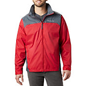 Columbia Men's Glennaker Lakes Rain Jacket (Regular and Big & Tall)