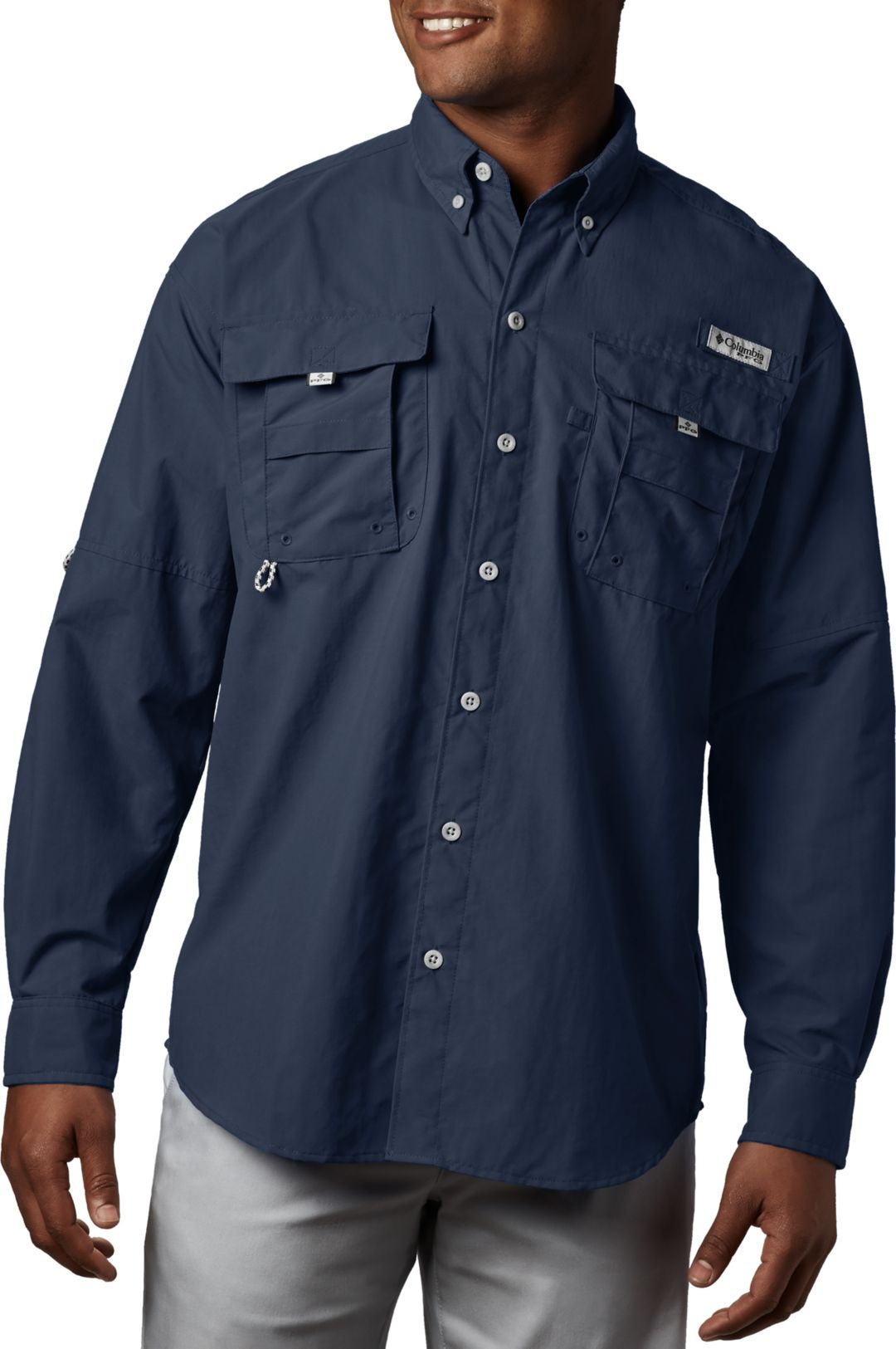 003bff1d Columbia Men's PFG Bahama Long Sleeve Shirt | DICK'S Sporting Goods